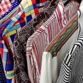 Vintage mens shirts