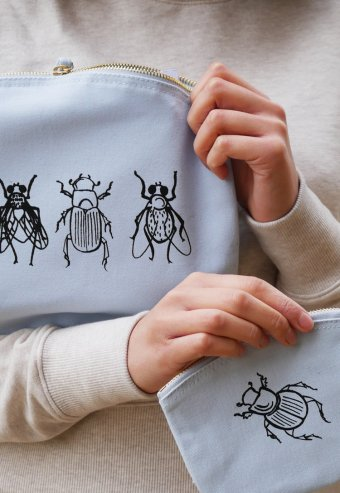 beetle wash bags